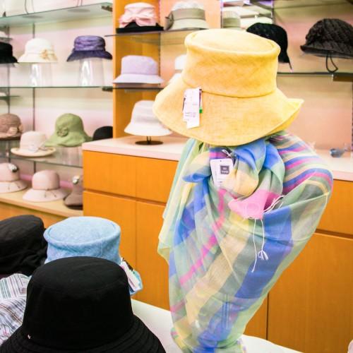高級婦人帽子 帽子屋さん