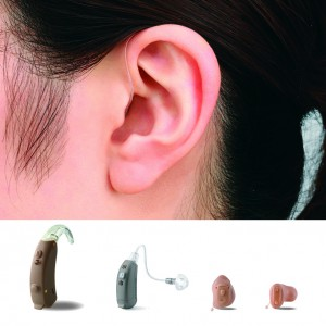 補聴器 めー 縮小
